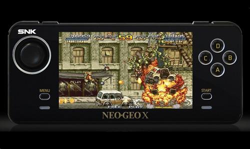 Neo Geo X Hacking