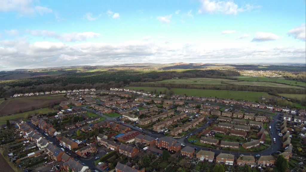 Modern Aerial Photos of Ratby, Leicestershire