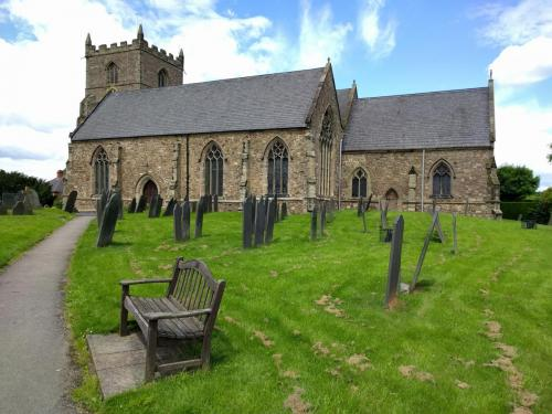 ratby-church-north-side-bench-in-the-sun